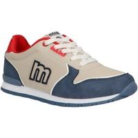 Sapatos Criança Sapatilhas MTNG 47706 Gris