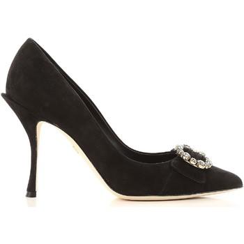 Sapatos Mulher Escarpim D&G CD1072 A1275 80999 nero