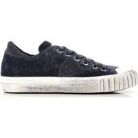 Sapatos Mulher Sapatilhas Philippe Model GRLD EV01 blu