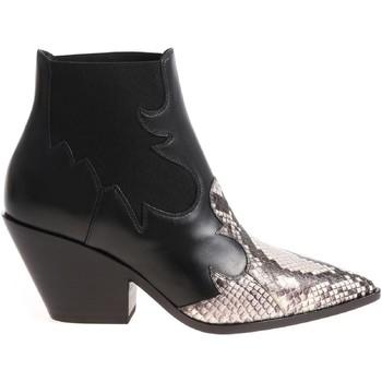Sapatos Mulher Botins Casadei 1Q613L0601X496E45 nero