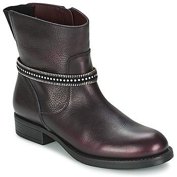Sapatos Rapariga Botas baixas Unisa GEMA Bordô