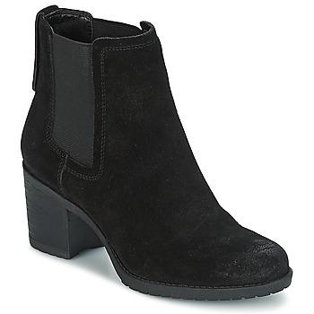 Sapatos Mulher Botins Sam Edelman HANLEY Preto