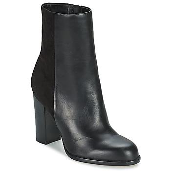 Sapatos Mulher Botins Sam Edelman REYES Preto