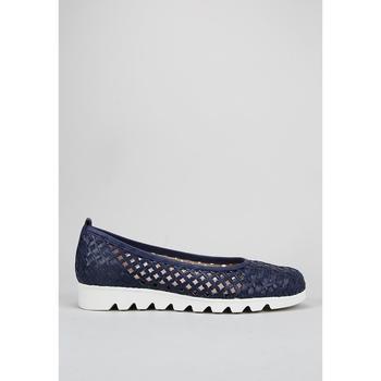 Sapatos Mulher Slip on Amanda PAYA Azul