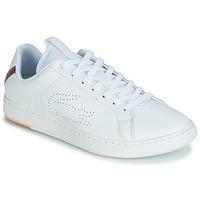 fd2dbbab0d3 Sapatos Mulher Sapatilhas Lacoste CARNABY EVO LIGHT-WT 119 3 Branco   Rosa