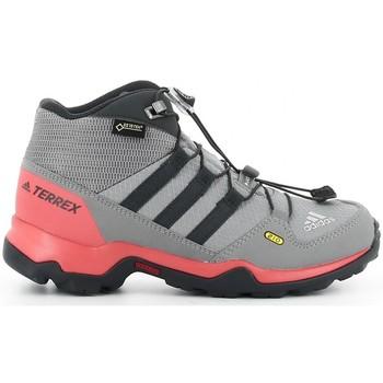 Sapatos Rapaz Botas adidas Originals TERREX MID GTX K Gris