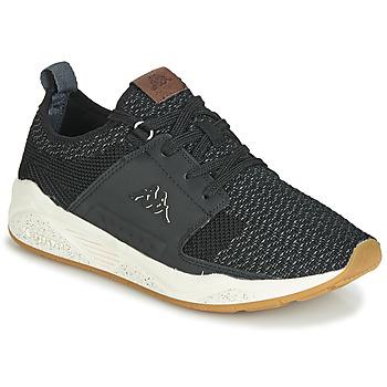 Sapatos Homem Sapatilhas Kappa JASMO Preto