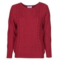 Textil Mulher camisolas Betty London LEONIE Vermelho
