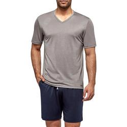 Textil Homem Pijamas / Camisas de dormir Impetus Travel 4065F84 G20 Cinza