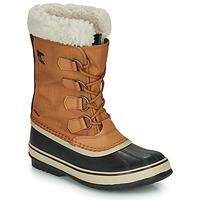 Sapatos Mulher Botas de neve Sorel WINTER CARNIVAL Camel