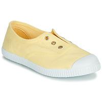 Sapatos Rapariga Sandálias André LES VACANCES Amarelo