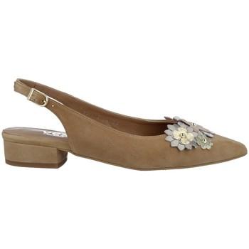 Sapatos Mulher Escarpim Estiletti 2637 Zapatos de Vestir de Mujer amarelo