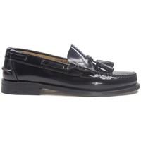 Sapatos Homem Mocassins La Valenciana Zapatos  3270 Negro Preto