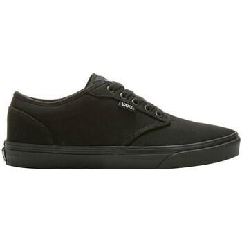 Sapatos Criança Sapatilhas Vans YT Atwood Preto