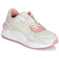 Sapatos Mulher Sapatilhas Puma RS-9.8 Bege