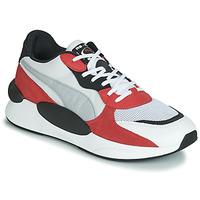 Sapatos Homem Sapatilhas Puma RS-9.8 TN SPACE Branco / Vermelho