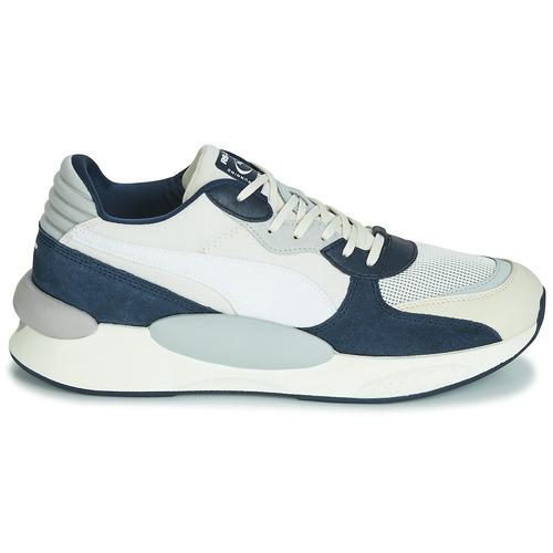 Puma Rs-9.8 Tn Space Branco / Cinza - Entrega Gratuita- Sapatos Sapatilhas Homem 73