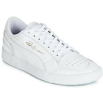 Sapatos Homem Sapatilhas Puma RALPH SAMPSON LO Branco