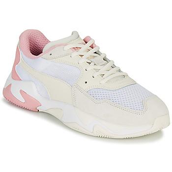 Sapatos Homem Sapatilhas Puma STORM ORIGIN PASTEL Branco