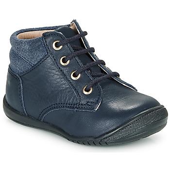Sapatos Rapaz Botas baixas Citrouille et Compagnie RATON.C Marinho