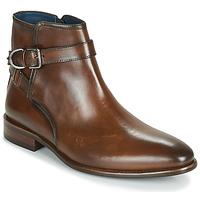 Sapatos Homem Botas baixas Brett & Sons ROBERTO Conhaque