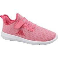 Sapatos Rapariga Sapatilhas Kappa Gizeh K Cor-de-rosa