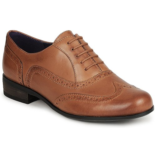 Sapatos Mulher Richelieu Clarks HAMBLE OAK Castanho
