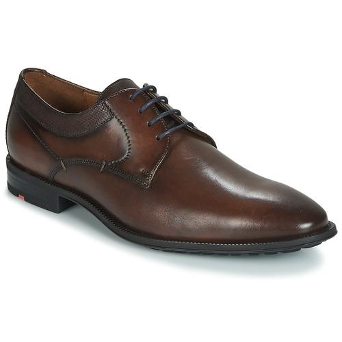 Sapatos Homem Sapatos Lloyd JAYDEN Conhaque