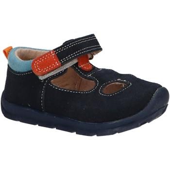 Sapatos Rapaz Sandálias Happy Bee B138464-B1153 Azul
