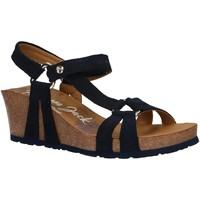 Sapatos Mulher Sandálias Panama Jack VIOLETTA MENORCA B2 Azul