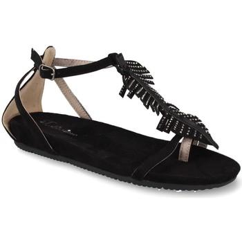Sapatos Mulher Sandálias Festissimo C3829 Negro