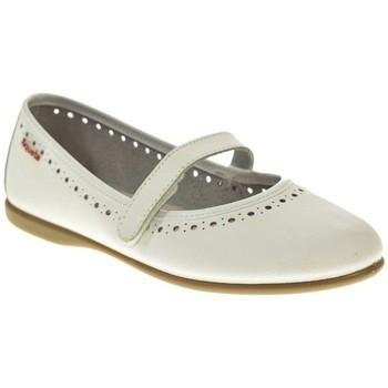 Sapatos Rapariga Sabrinas Xiquets 70400 Blanco