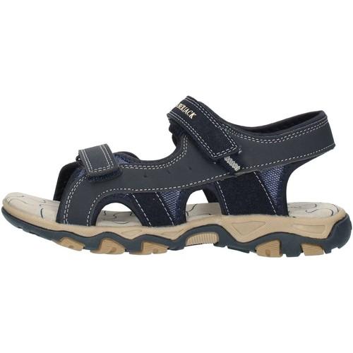 Sapatos Rapaz Sandálias Lumberjack SB07606017V69 Azul