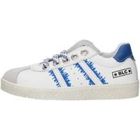 Sapatos Rapaz Sapatilhas Balocchi 491699 Branco
