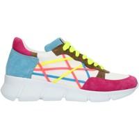 Sapatos Mulher Sapatilhas L4k3 05LEG Multicolor