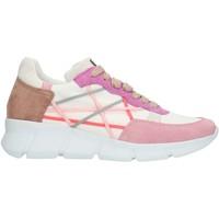 Sapatos Mulher Sapatilhas L4k3 08LEG Rosa