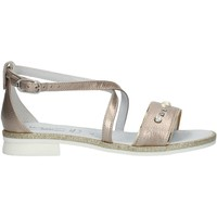 Sapatos Rapariga Sandálias Nero Giardini P830480F Castanho