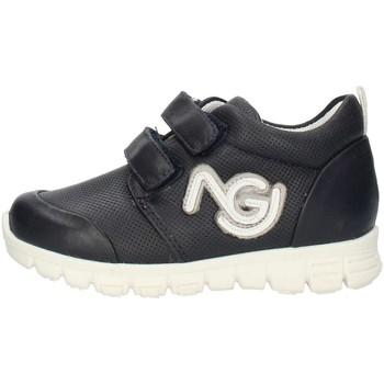 Sapatos Rapaz Sapatilhas Nero Giardini P724220M Azul