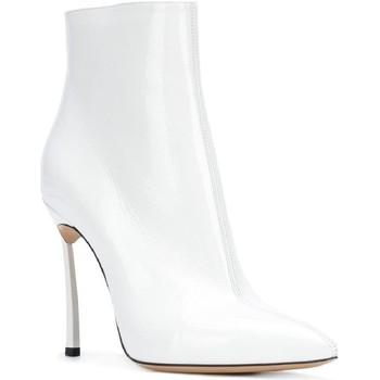 Sapatos Mulher Botas baixas Casadei 1Q618L100TRAIN900 bianco