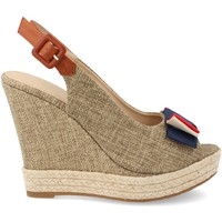 Sapatos Mulher Alpargatas Ainy D8536 Beige