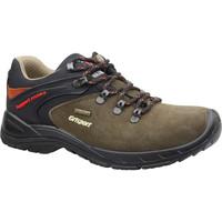Sapatos Homem Sapatos de caminhada Grisport Marrone Scamoscia 11106S170G