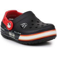 Sapatos Rapaz Tamancos Crocs Crocslights Star Wars Vader 16160-0X9-116 black, red