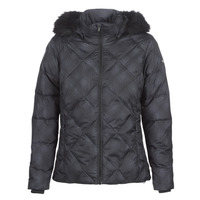 Textil Mulher Quispos Columbia ICY HEIGHTS II DOWN JACKET Preto