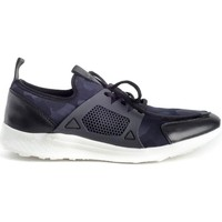 Sapatos Homem Sapatilhas Hobb's MC 35215 Azul