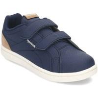Sapatos Rapaz Sapatilhas Reebok Sport Royal Comp Cln 2V Azul marinho