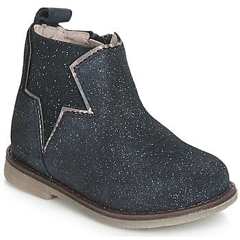 Sapatos Rapariga Botas baixas Acebo's MAKALU Azul