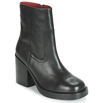 Sapatos Mulher Botins Bronx BULA VARD Preto