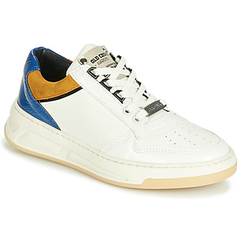 Sapatos Mulher Sapatilhas Bronx OLD COSMO Branco / Azul
