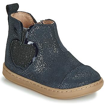 Sapatos Rapariga Botas baixas Shoo Pom BOUBA NEW APPLE Marinho