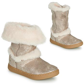 Sapatos Rapariga Botas baixas Shoo Pom PLAY MOOT Prateado
